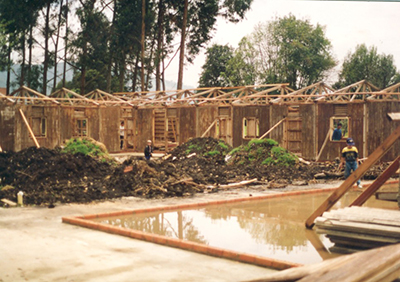 ECA Building Construction