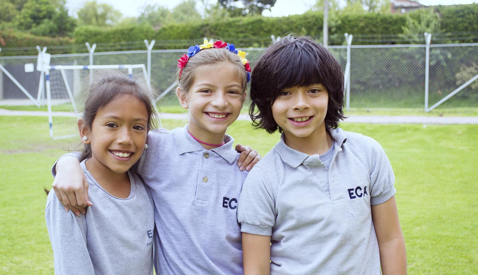 ECA Elementary Students