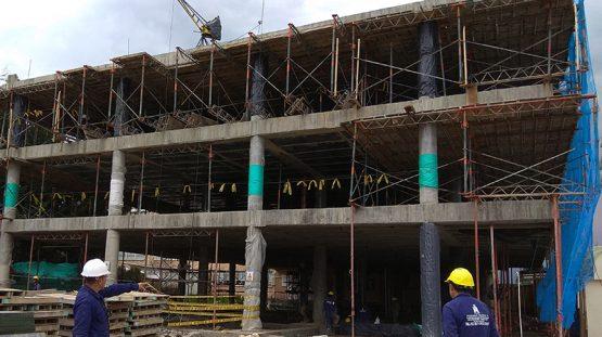 Construction april 9