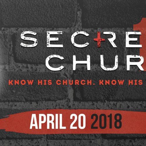 secret church apr9