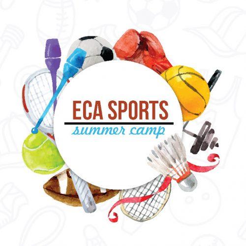 ECA Sports Camp Logo