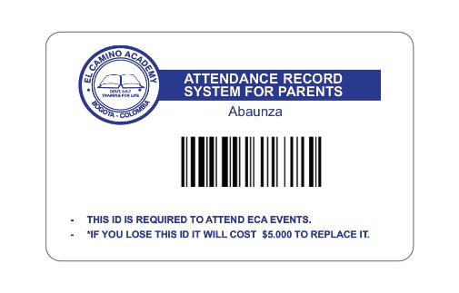 ECA family ID