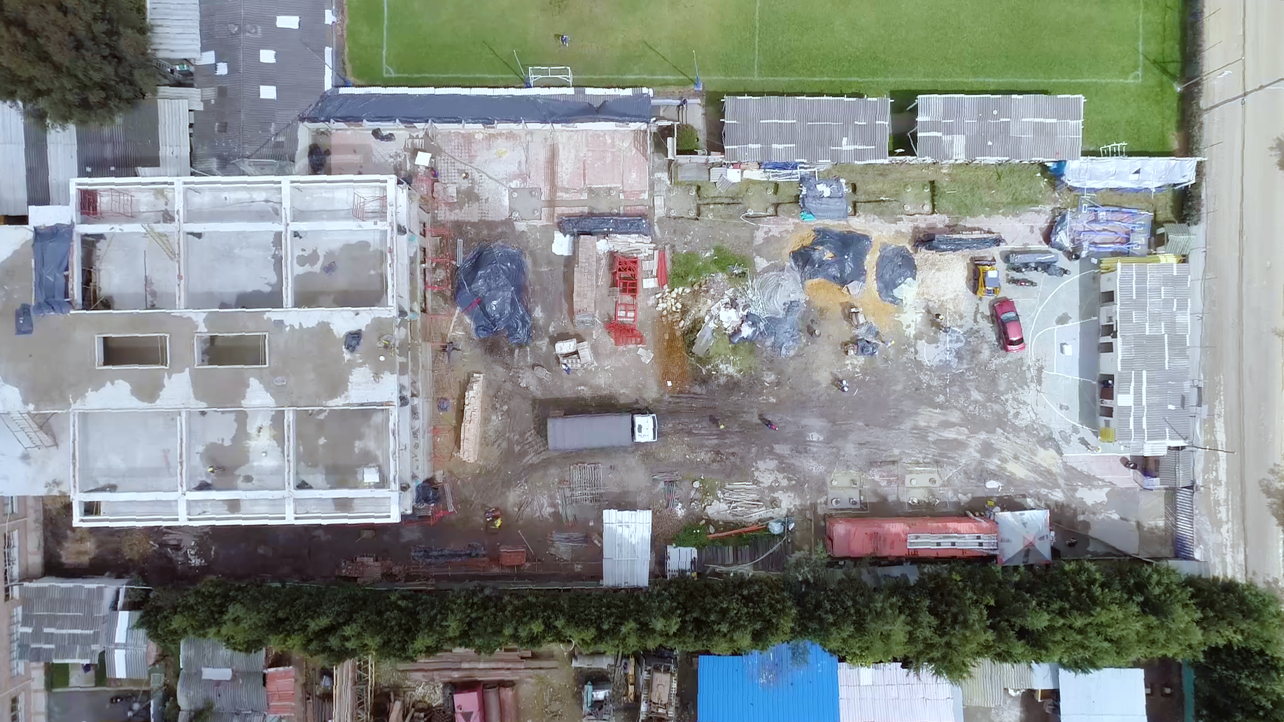 Construction Project July 2018