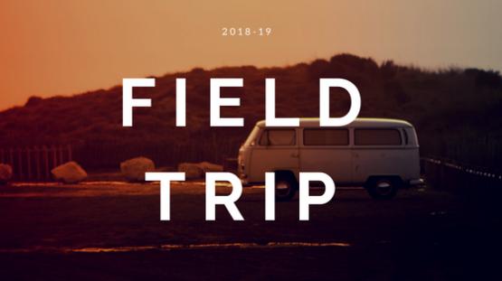 Field trips 2018