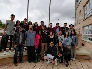 Alumni at picnic 2018