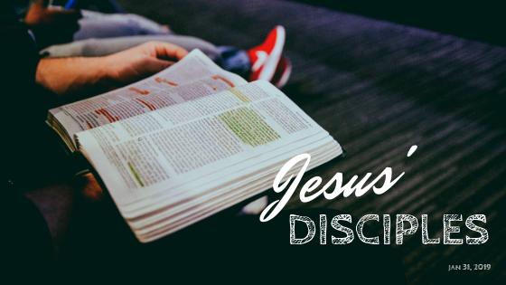 Jesus's Disciples