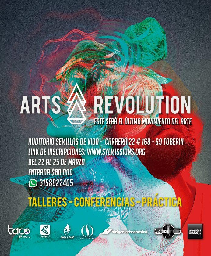 Arts revolution