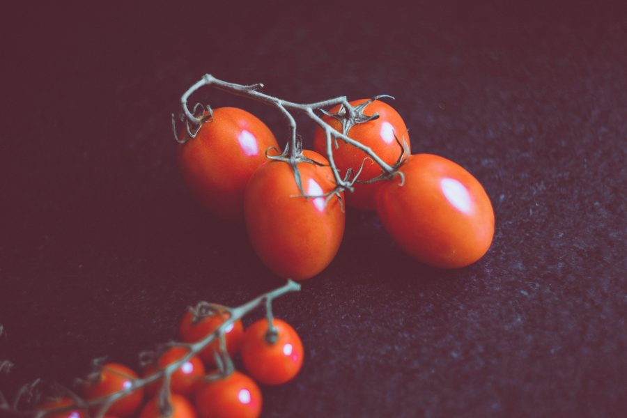 Matured Cherry Tomato